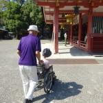 数年ぶりの津島神社です