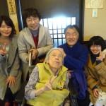 千代さんと三女さんファミリー