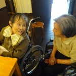 101歳のカヲルさんからお祝いの言葉
